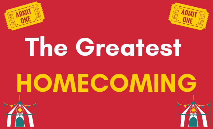 Homecoming Week Activities Announced