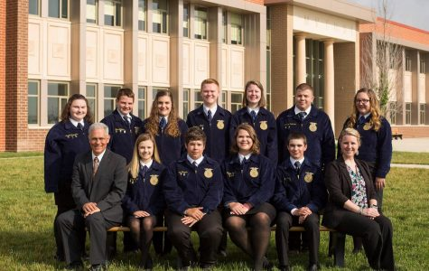 FFA To Host Scholarship Fund BBQ Dinner October 5