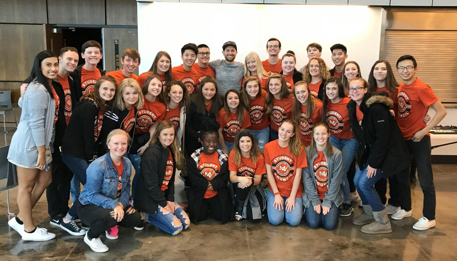Student Council Attends Fall Leadership Workshop