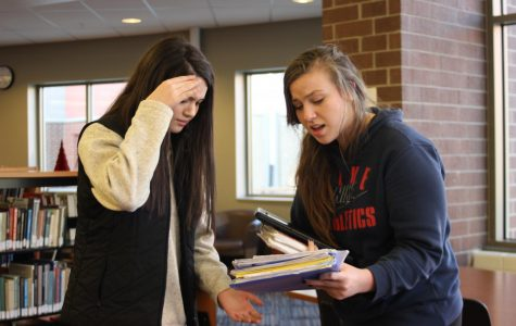 End of semester approaches; MV students deal with increased stress