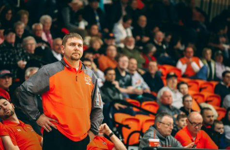 Lance Boldt gives insight on being assistant coach