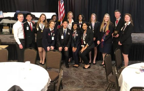 HOSA members prepare for state leadership conference