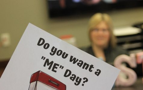 "MV announces ""Me Day"" incentive"