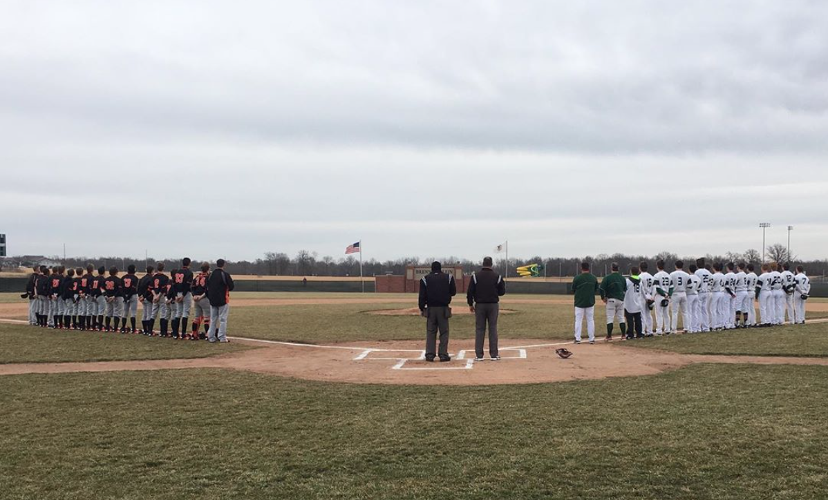 Rams walk it off on opening day