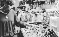 Nina Peacock reflects upon her life through hardship, prosperity