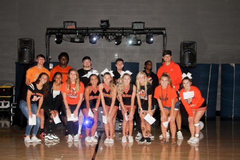 "Student Council announces ""Way Back Orange and Black"" as 2019 Homecoming theme"