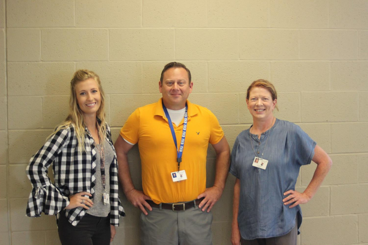 New Special Education teachers look toward the future