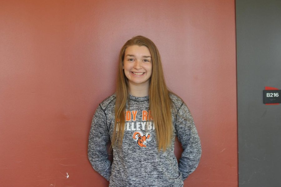 Ram of the Week: Abigail Sevcik