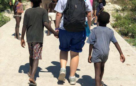 Happiness in Haiti