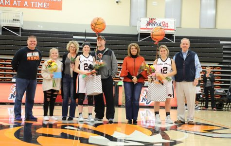 Lady Rams seniors reflect as final season winds down