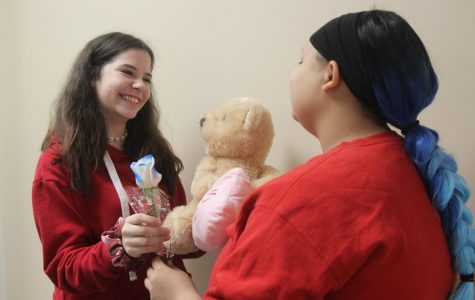 Students reflect on Valentine's Day
