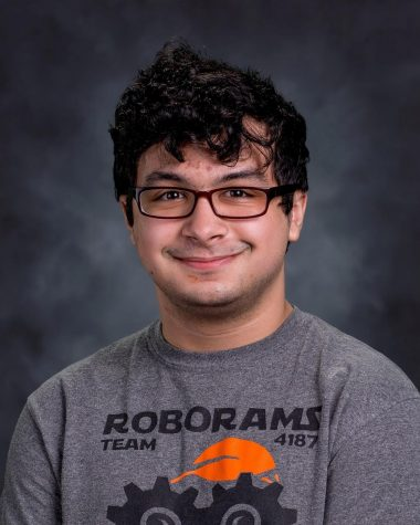 Senior Martin Cates receives four-year QuestBridge scholarship