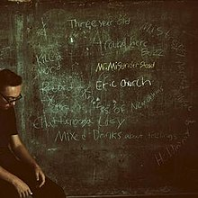 "Eric Church defines current Outlaw Country scene with ""Mr. Misunderstood"""
