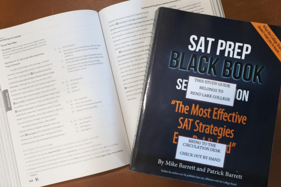 Students and staff share tips and tricks for the upcoming SAT